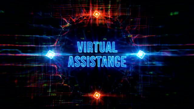 vídeos y material grabado en eventos de stock de antecedentes de asistencia virtual - signo de puntuación