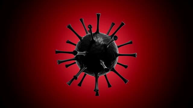 Virus-Closeup (Schleife + Alpha)
