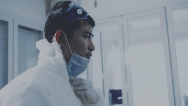 vídeos de stock e filmes b-roll de virus war - epidemiologia