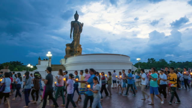 Visakha Bucha traditions an important day for Buddhists thailand