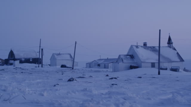Visions of an Arctic town