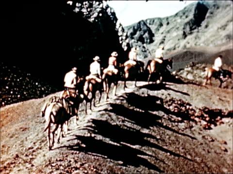 1950 Visit to Haleakalā National Park