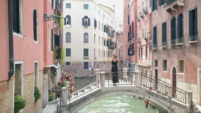 visitare venezia. - luoghi geografici video stock e b–roll