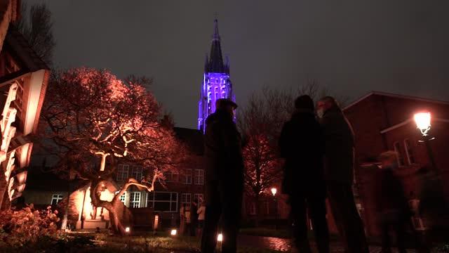 BEL: Winter Glow 2020 In Bruges
