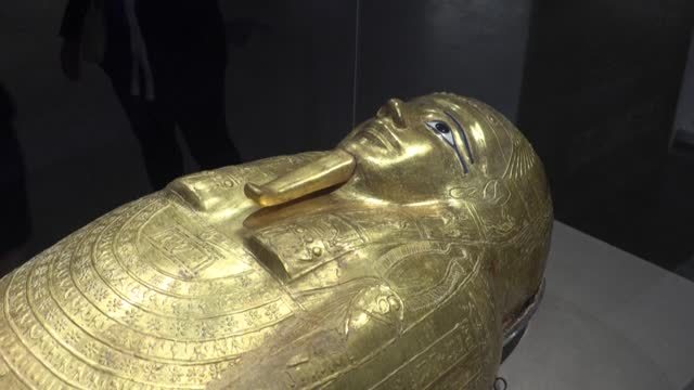 EGY: National Museum of Egyptian Civilisation opens fully to the public