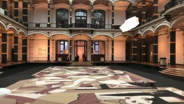 DEU: Berlin museum reopens after weeks of closure over the coronavirus