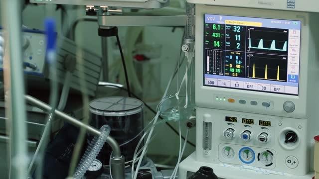 stockvideo's en b-roll-footage met vitale functies bewaken voorraad video - bord in geval van nood