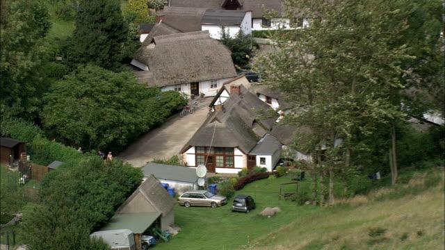 Vitt  - Aerial View - Mecklenburg-Vorpommern,  Germany