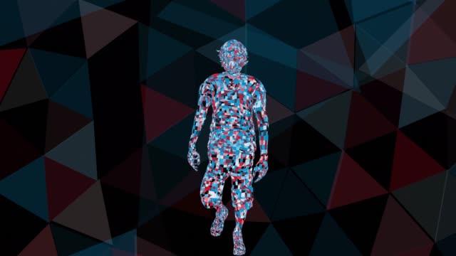 Vitual Human connected big data