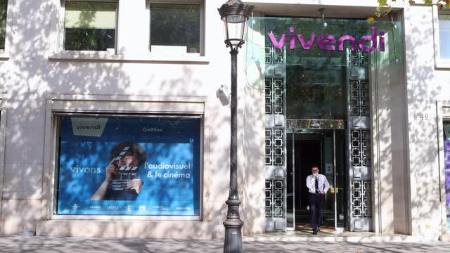 FRA: Vivendi Announces Takeover Bid For Lagardère In France