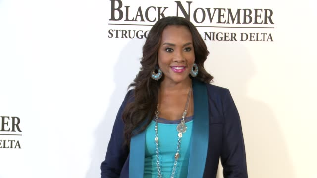 vivica a fox at black november screening in washington dc at the john f kennedy center for performing arts on may 08 2012 in washington dc - john f. kennedy center for the performing arts stock videos and b-roll footage