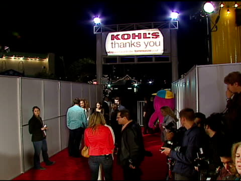 vivica a fox at the kohl's and conde nast media group present the kohl's transformation nation fall fashion show at santa monica pier in santa... - conde nast media group stock videos & royalty-free footage