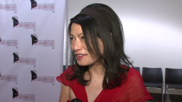 Vivienne Tam on supporting the Arts and her Spring Collection at the New York City Opera and Brooklyn Academy of Music Gala Fundraiser at Cunard...