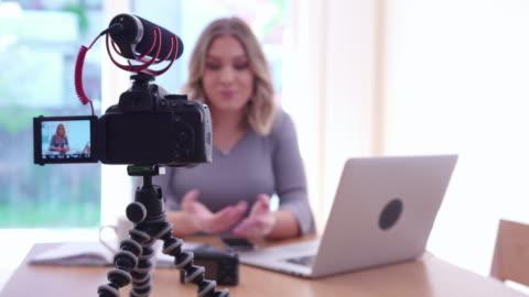 vlogging - filma bildbanksvideor och videomaterial från bakom kulisserna