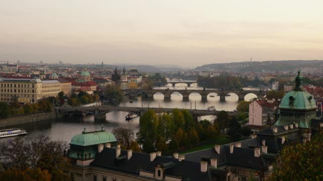 Vltava Prag Tjeckien