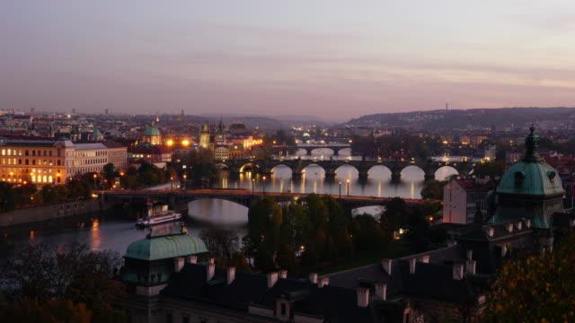 Vltava Prague Czech Republic