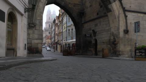 vltava prague czech republic - stare mesto stock videos & royalty-free footage