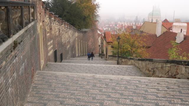 vltava prague czech republic - prague stock videos & royalty-free footage