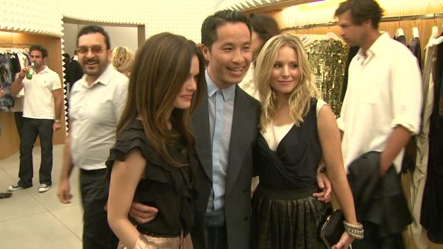 Vogue Rachel Bilson Host Anniversary Party for 31 Phillip Lim Store Los Angeles CA United States 07/15/09
