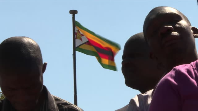 for the first time in more than four decades zimbabweans today voted for a president knowing the winner wouldn't be robert mugabe mr mugabe's... - voting stock videos & royalty-free footage