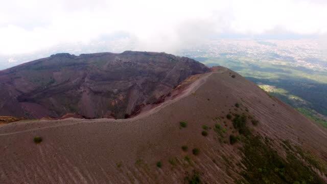 Volcanic Landscape of Mt. Vesuvius