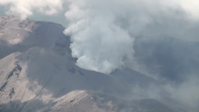 A volcano erupted explosively Friday morning on Kuchinoerabu Island in Kagoshima Prefecture southwestern Japan prompting authorities to begin...