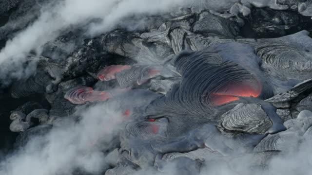 Volcano Kilauea on Hawaii