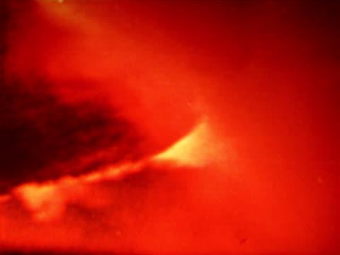 vídeos y material grabado en eventos de stock de volcán - volcán activo