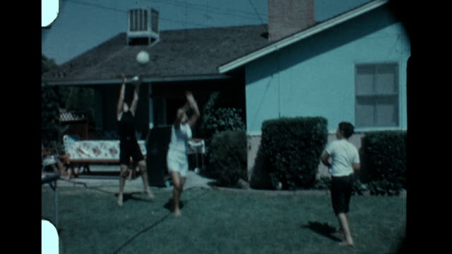 vollyball memories - 1950 stock videos and b-roll footage