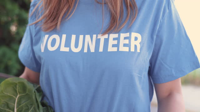 volunteers to the rescue - torso stock videos & royalty-free footage