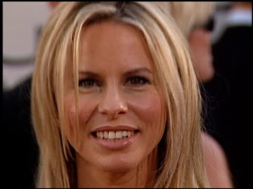 vonda shephard at the 2002 golden globe awards at the beverly hilton in beverly hills, california on january 20, 2002. - vonda shepard stock videos & royalty-free footage