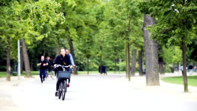 vondelpark - vondelpark stock videos and b-roll footage