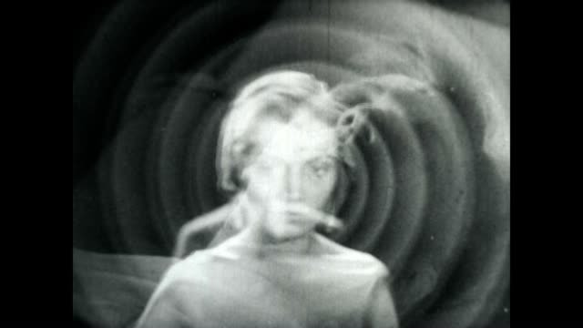 vorky montage of nightmare and hallucinogenic effects created by montage pioneer and usc professor slavko vorkapi�� - ethereal stock videos and b-roll footage