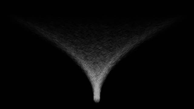 vídeos y material grabado en eventos de stock de vortex chroma key (loopable) - stock video - espiral