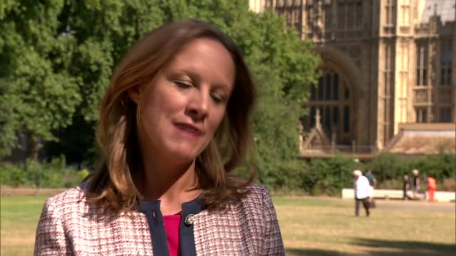 Vote Leave fined and referred to police over referendum spending ENGLAND London Westminster EXT Claire Bassett interview SOT