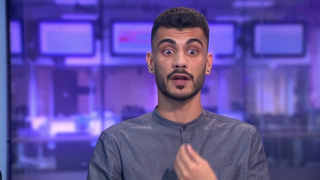 Vote Leave may have broken electoral law in Brexit campaign leaked report suggests ENGLAND London EXT Shahmir Sanni and Chris Wylie STUDIO interview...