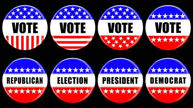 Vote Pins 01