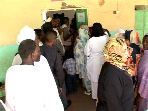 voters headed to polling stations sunday as sudan's first multiparty elections in two decades got under way marred by an opposition boycott... - election stock videos & royalty-free footage