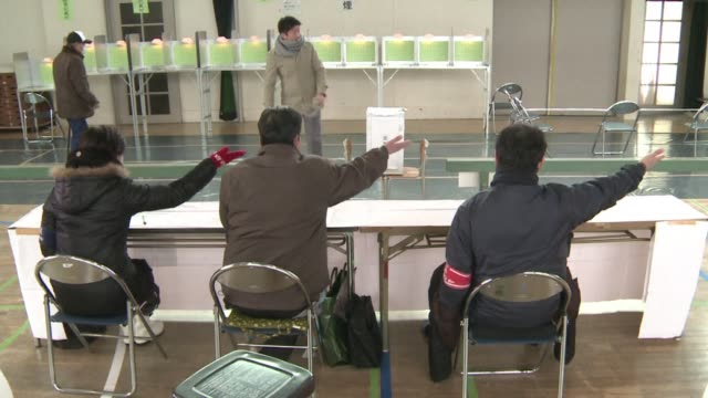Voters in Tokyo go to the polls to elect a new governor in a race that was being closely watched as a popular verdict on the use of nuclear power...