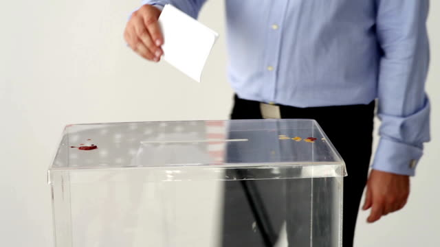 voting - voting booth stock videos and b-roll footage