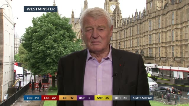 special 1015 1115 vox pops continues sot london gir int studio julie etchingham to camera sot westminster ext lord paddy ashdown 2way interview sot... - paddy ashdown stock-videos und b-roll-filmmaterial
