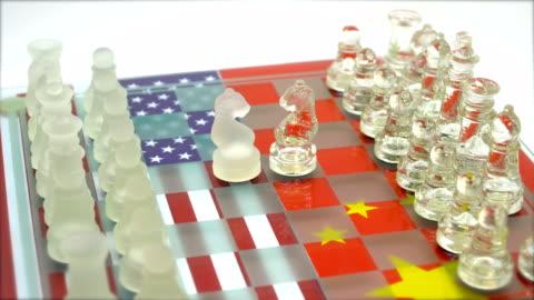 usa vs china - symbol stock videos & royalty-free footage