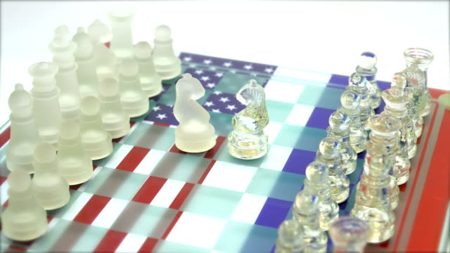 usa vs russia - trade war stock videos & royalty-free footage