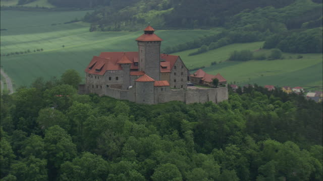 Wachsenburg Castles