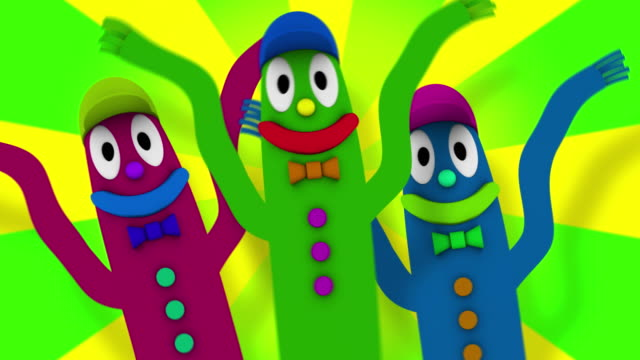 wacky inflatable tube guys - rebellion stock videos & royalty-free footage