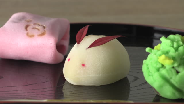 Wagashi-Traditional sweets of Japan