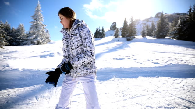 wait for me - snowboard stock videos and b-roll footage