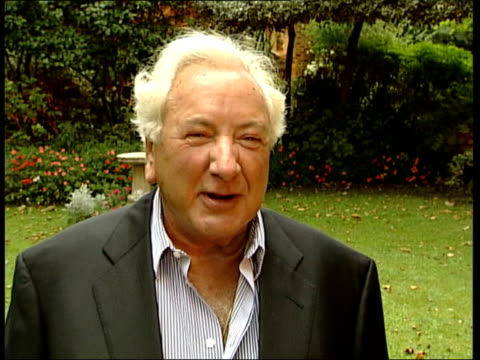 waiters lose court case over tips itn michael winner interviewed sot if they've got to put up with people like me they want as much cash in the... - michael winner stock videos & royalty-free footage