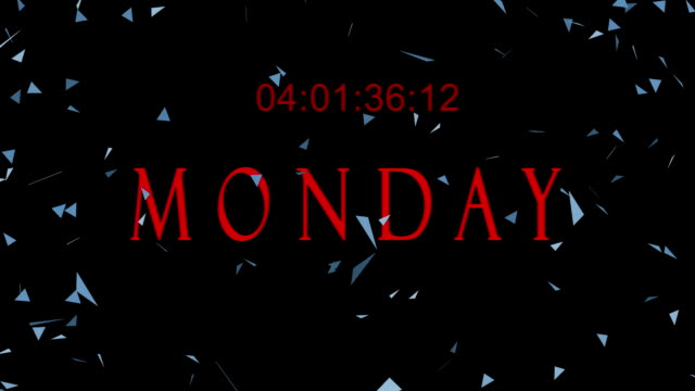 waiting for monday - weekend activities stock videos & royalty-free footage
