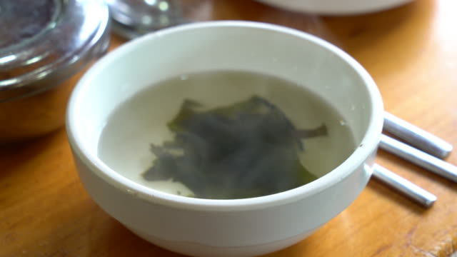 wakame-Suppe